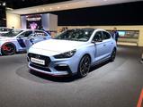 巴黎车展:2.0T+手动变速箱 现代i30 Fastback N发布