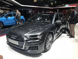 巴黎车展:后备箱空间达1680L 新一代奥迪A6 avant首发