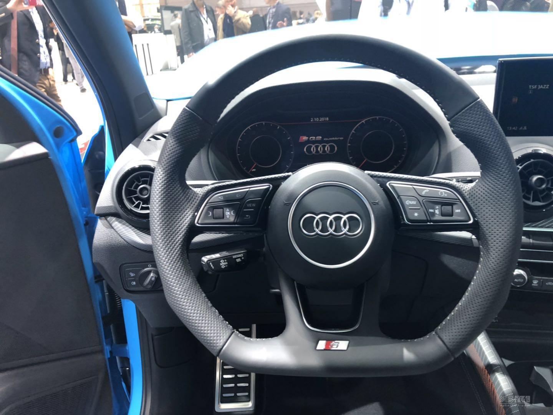 4.8秒就可破百 奥迪SQ2巴黎车展全球首发
