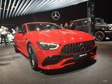 巴黎车展:百公里加速仅4.9秒 AMG GT 43四门版首发