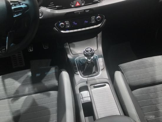 底盘/悬挂重新调教 现代i30 N Line发布