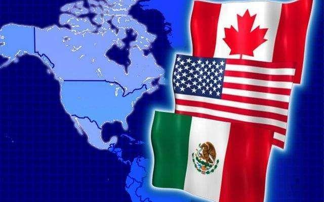 外媒:美国加拿大最后一刻敲定新自由贸易协定