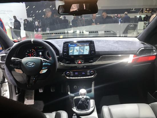 官方改装套件大集合 i30 N Option概念车亮相
