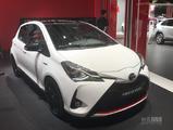 巴黎车展:庆YARiS诞生20年 丰田发布YARiS两款车型