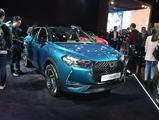 巴黎车展:燃油/电动版同步推出 DS 3 Crossback发布