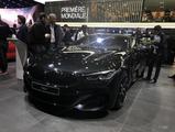 巴黎车展:双门旗舰 BMW全新一代8系亮相巴黎车展