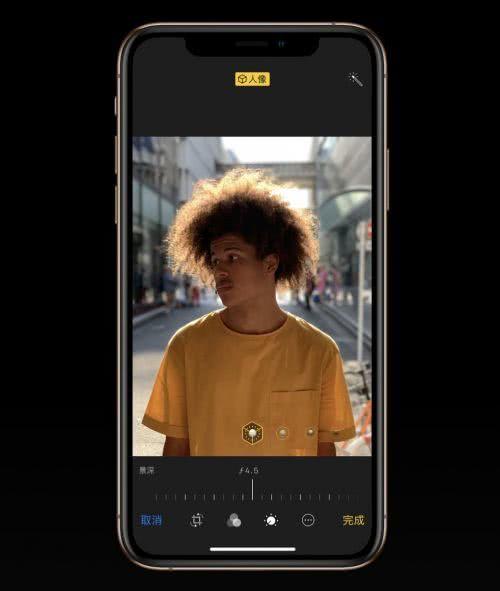 开发者回应iPhone XS美颜事件:没内置滤镜