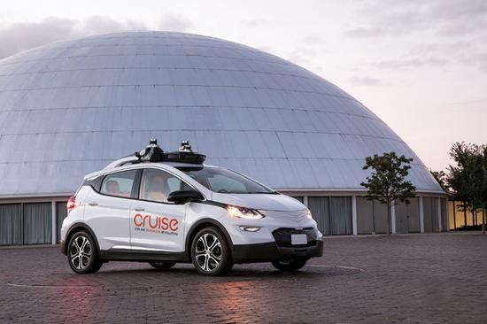 面向全球 通用与Cruise将联手本田开发自动驾驶车