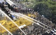 印3万农民要冲进德里抗议