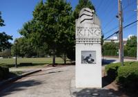 【名校之路】走近伟大的民权斗士——马丁路德金纪念馆探访