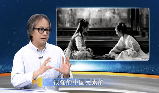 电影频道《今日影评》陈敏正、吴冠平评《影》:展现东方美学