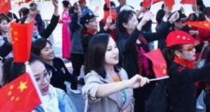 河北廊坊:组织活动歌颂祖国 500余人参加!
