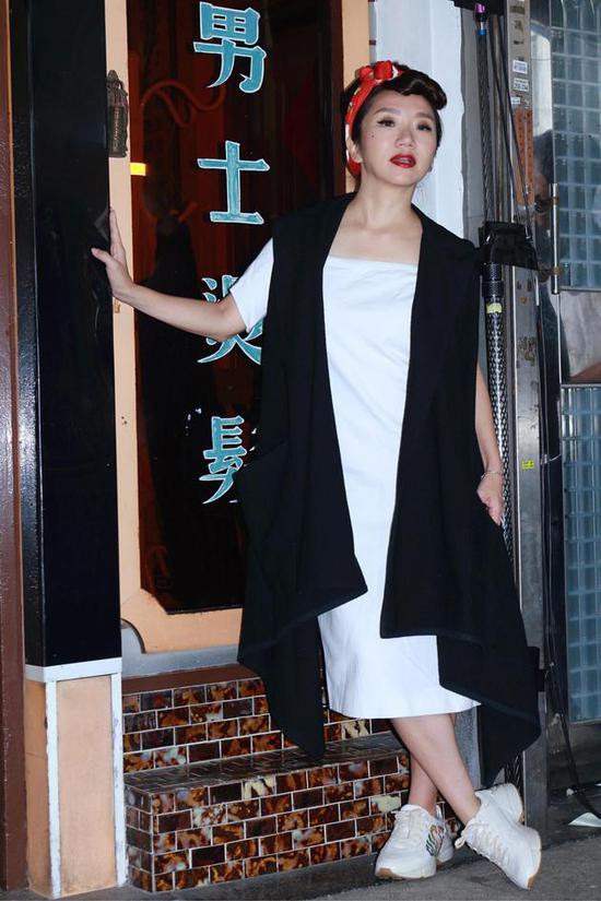 陶晶莹六度主持金马奖 开玩笑称£º李安是我的粉丝