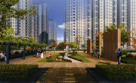 当代城ΜΟΜΛ主推90-140㎡ 中车·国际广场共建创文化社区