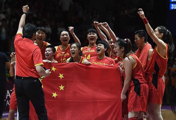 亚运会重夺冠军