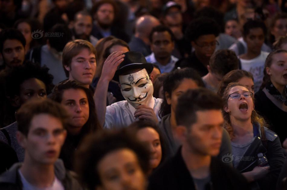 65%的美国人认为国内政治暴力的危险性不断增长