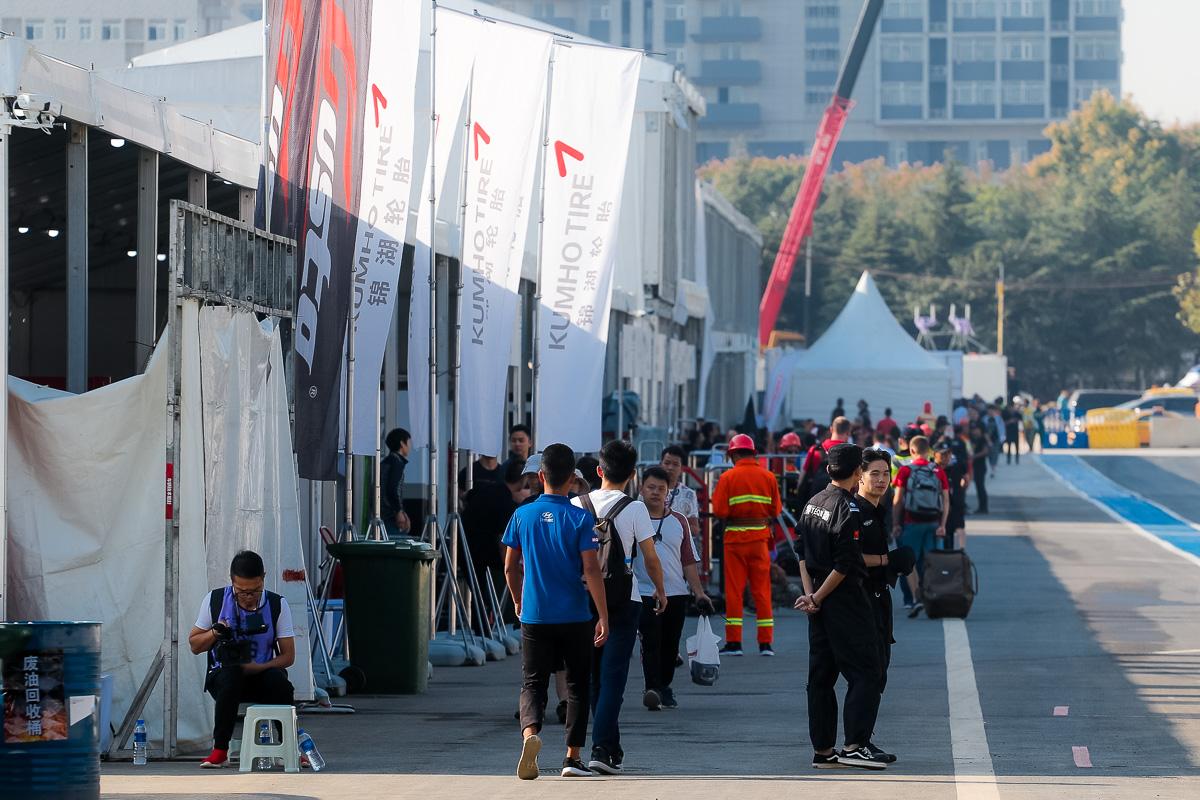 中国汽车摩托车运动大会第三日 速度之花迎绽放