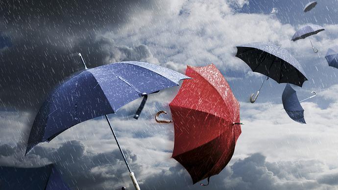 台风康妮将掠过上海同纬度海面 蓝色预警正高挂