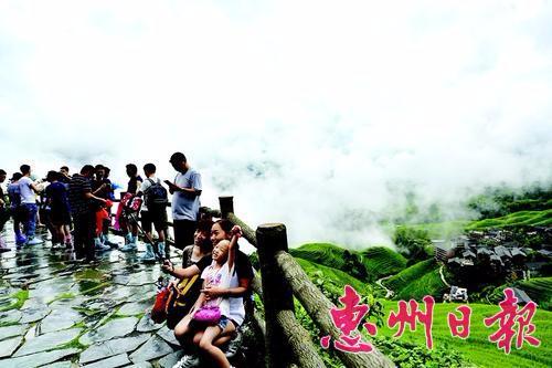 @惠州市民,秋景游正预热节后出游性价比高