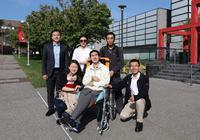 【名校之路】脑瘫博士留学生活探访记:中国学生在石溪大学很安心