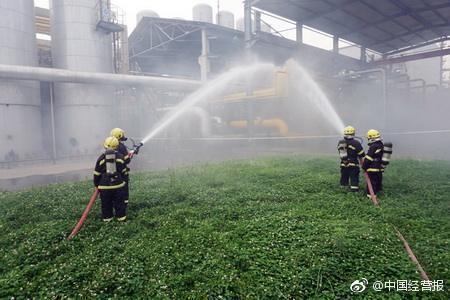 甘肅熱電公司一氧化碳泄漏致5人死亡 三年事故11起