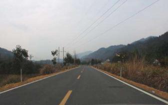 福清6条国省道更换里程碑 已完成46公里公路