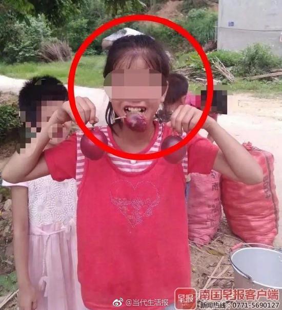 广西10岁女孩卖百香果被同村男子杀害尸体已找到
