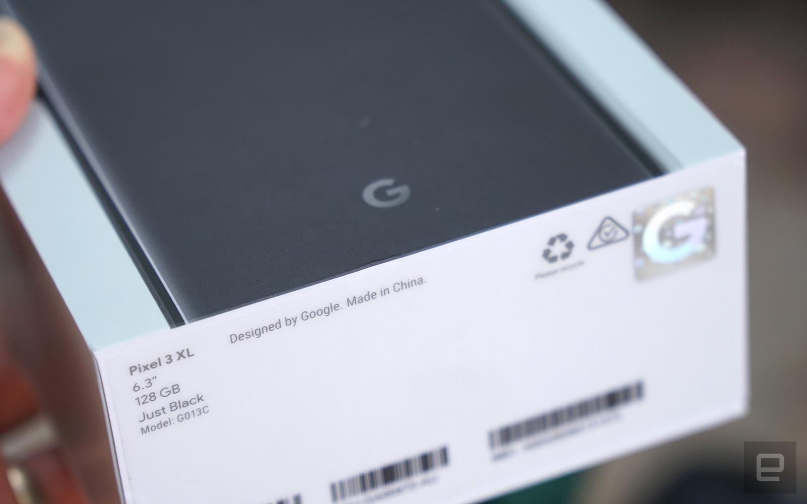 Pixel 3 XL上手:刘海屏前置双摄,搭载骁龙845