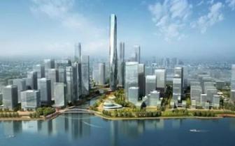 国际金融中心 投资50亿 广州即将崛起一座国际金融中心!