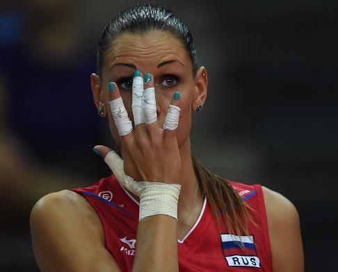 俄核心冈察洛娃伤别世锦赛 中国女排进6强或迎利好