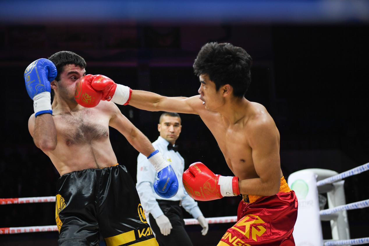 中国拳击公然赛再战习水 12场中外对立掀重拳风暴