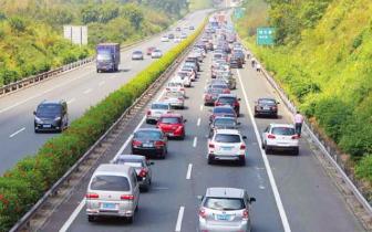 司机朋友注意啦!10月川内多条高速路段要施工