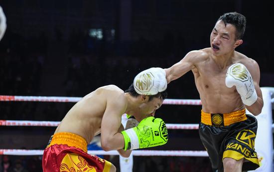 中国拳击公开赛再战习水 12场中外对抗掀重拳风暴
