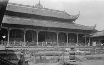 """""""粪码头""""与重庆府文庙——临江门背后的故事 The Story behind Linjiangmen—Confuci"""