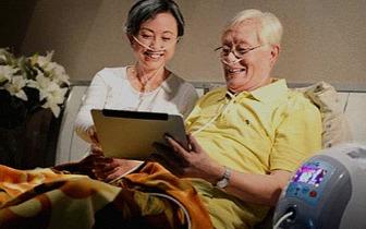 八旬老人在家自行氧疗 操作不当吸成氧中毒