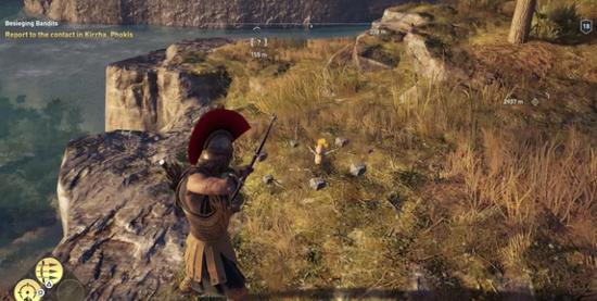 《刺客信条:奥德赛》里什么敌人最强?是战斗鸡!