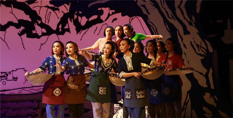 第八届中国(安庆)黄梅戏艺术节圆满谢幕