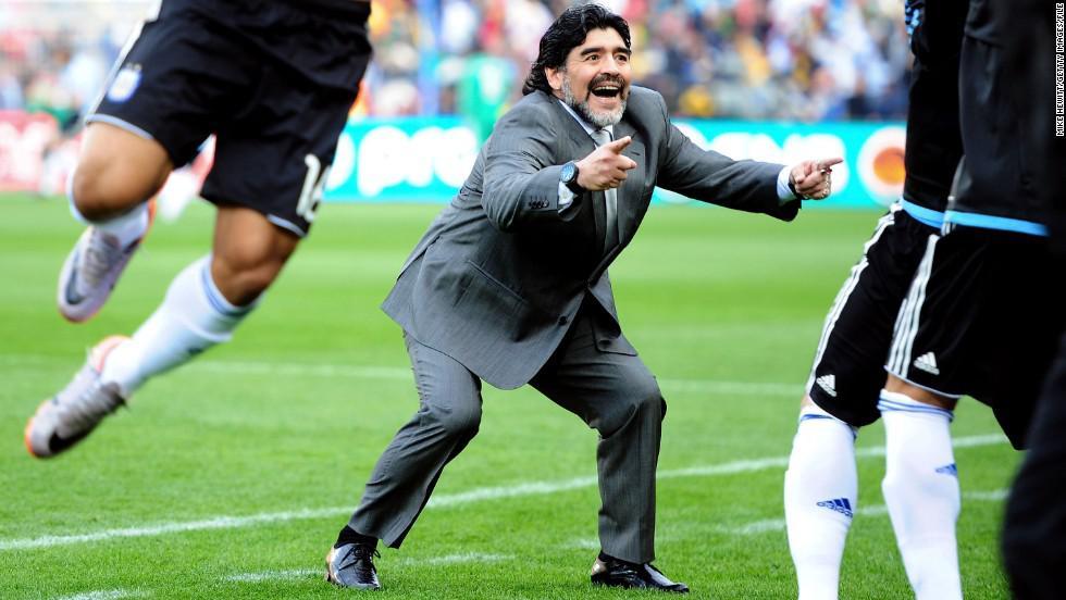 马拉多纳:阿根廷国家队全是内鬼 马斯切拉诺也是!