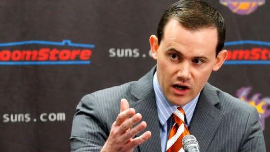 太陽宣佈解除萊恩-麥克唐納太陽總經理職務的決定