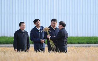 黑龙江日报评论员文章:牢记总书记对龙江的关怀和嘱托