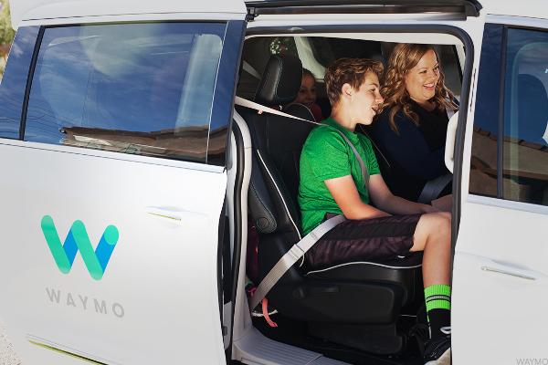 车企不愿与之合作 Waymo在自动驾驶发展证明阶段