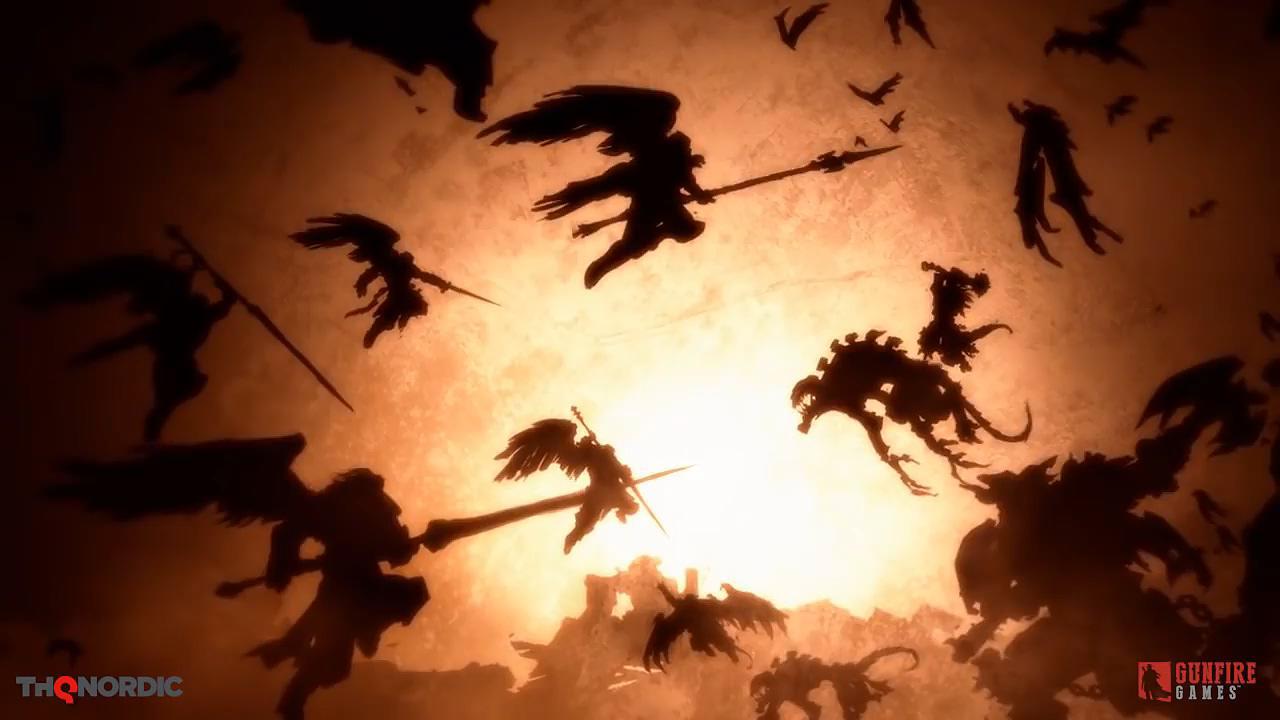 《暗黑血统3》最新游戏预告 讲述故事中背景势力