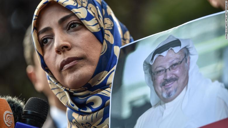 """""""沙特记者失踪""""有幕后黑手?土方要求进领馆调查"""
