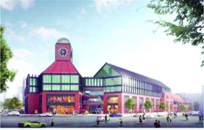 青岛台东商圈将添大型购物中心 正在环评公示