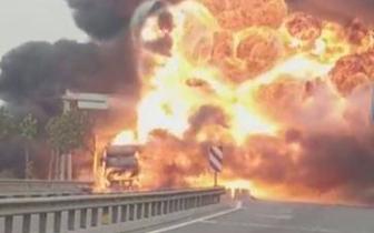 广元高速隧道发生油罐车爆炸?警方:谣言,勿信勿传!