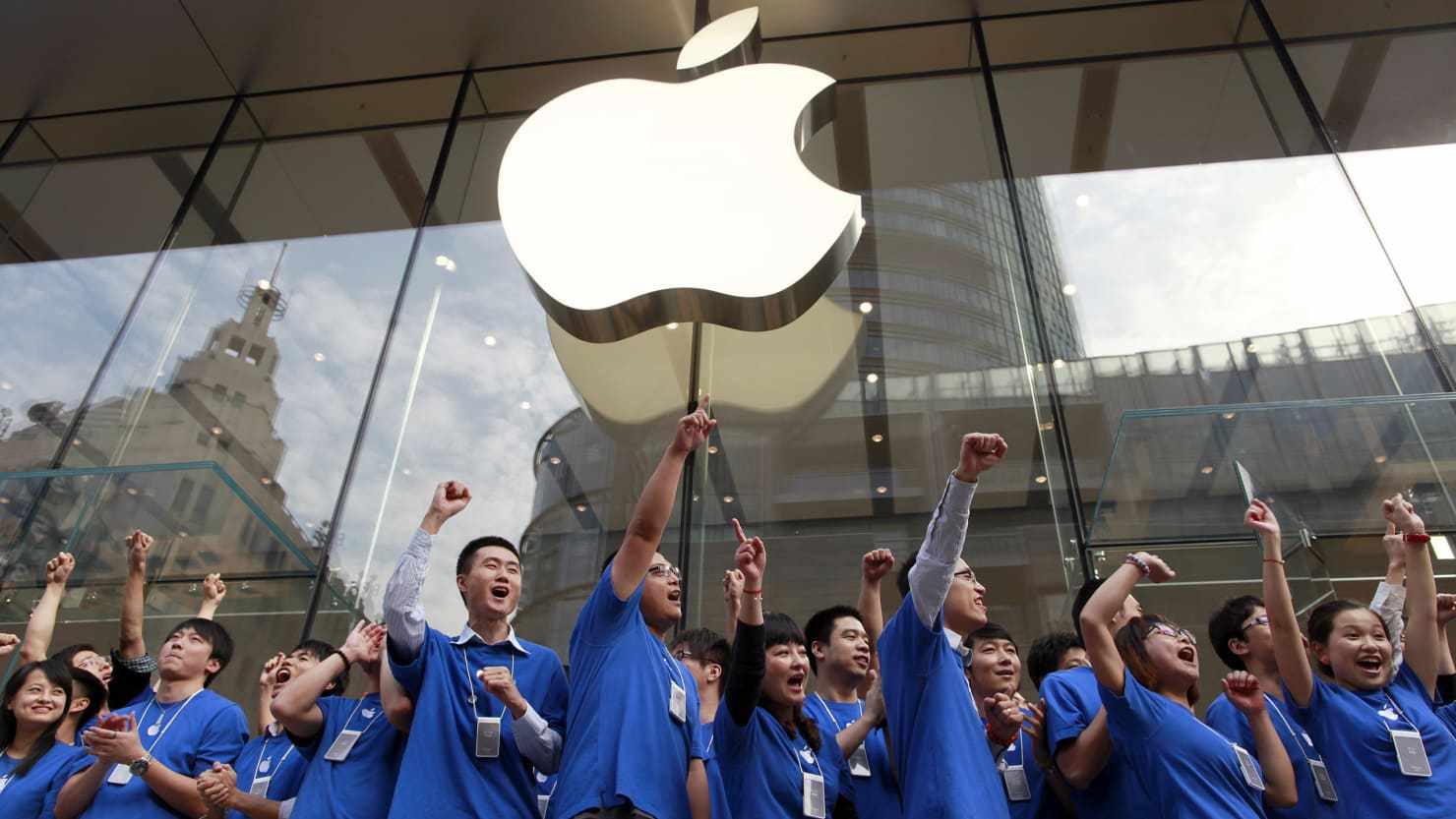 用了各种方法后,苹果中国大幅减少了维修欺诈事件