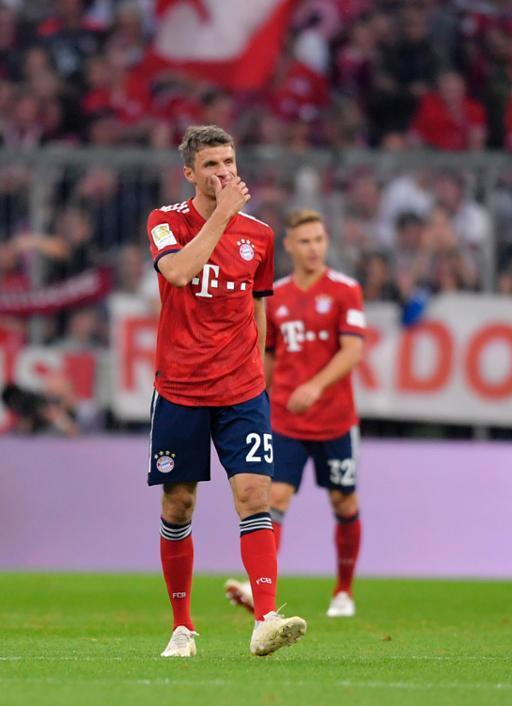 德国领队:目前的拜仁和世界杯时德国队困境相似