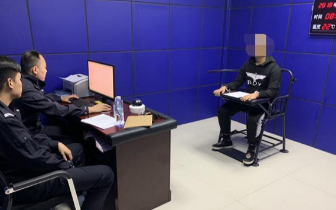 遂宁男子因身份证失效向民警求助核查后发现竟是逃犯