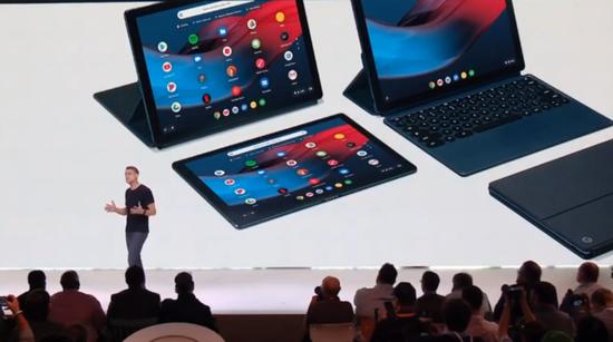 谷歌发布Pixel 3、Slate平板与Home Hub智能音箱