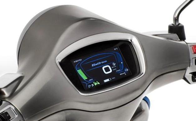 起步价约5万元 首款全电动Vespa即将欧洲上市